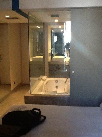 Be Trimos Hotel: habitacion con hidro