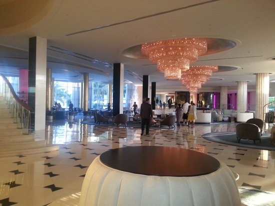 Fontainebleau Miami Beach: hall da recepção