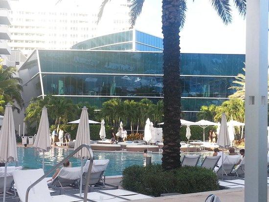 Fontainebleau Miami Beach: academia de ginástica