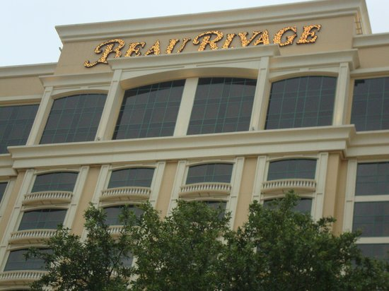 Beau Rivage Resort & Casino Biloxi : Верхнее название