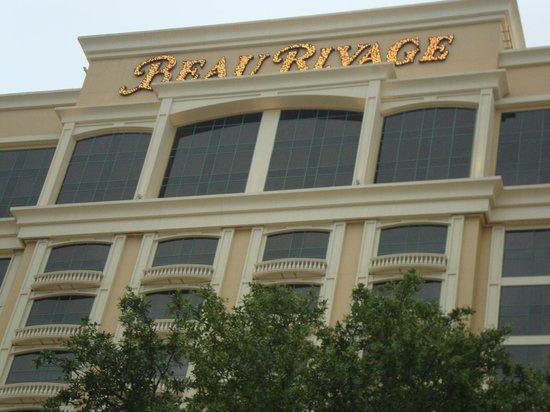 Beau Rivage Resort & Casino Biloxi: Верхнее название