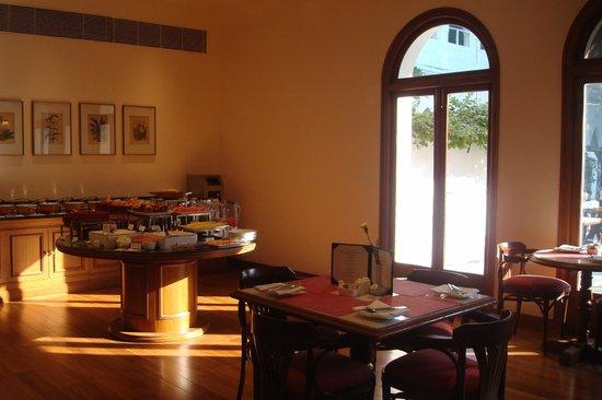 Maidens Hotel: Breakfast Buffet