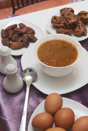 Riad de la Semaine : Spécialité soupe marocaine Harira