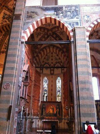 Chiesa di Sant'Anastasia: Sant'Anastasia a Verona, Cappella Pellegrini