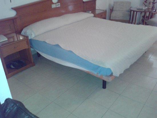 Hotel Trianflor: ejemplo de lo bien que estan las habitaciones
