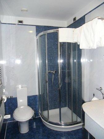 BEST WESTERN PREMIER Hotel Astoria: Bathroom