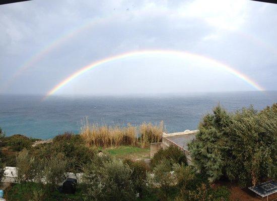 Villa Eva: rainbow