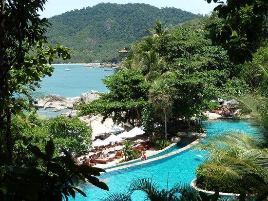 Santhiya Koh Phangan Resort & Spa: Pool