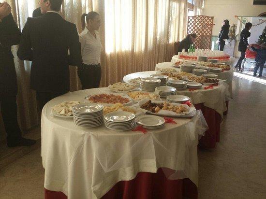 La Fioravante: Buffet per sposi...