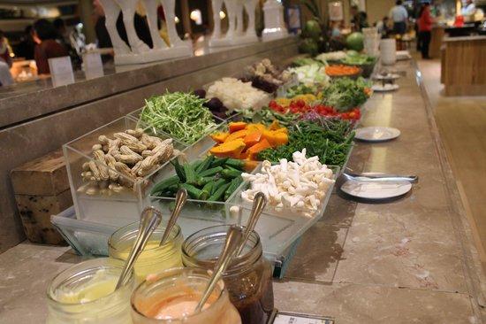 Chateau de Chine Hotel Hualien: Nice Breakfast