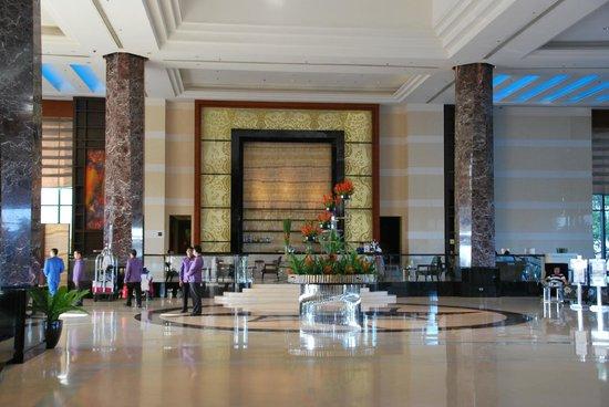 Radisson Blu Cebu : The open bar