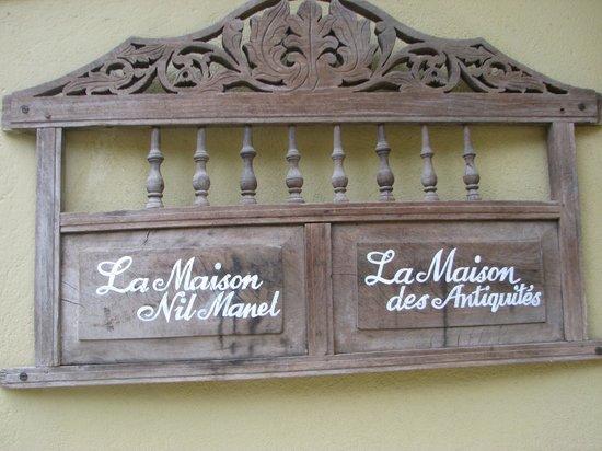 La Maison Nil Manel: Le Nil Manel pas qu'un hôtel, bien plus
