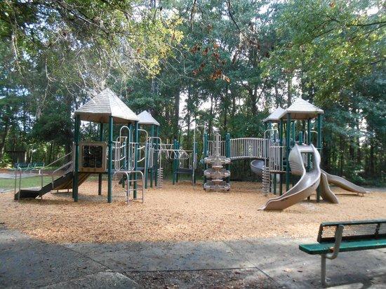 Mandarin Park: Playground