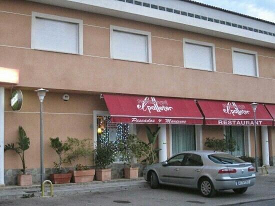 Benicarlo, Ισπανία: Restaurante El Palleter