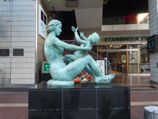 A Monument of Ice Cream: アイスクリーム発祥の地