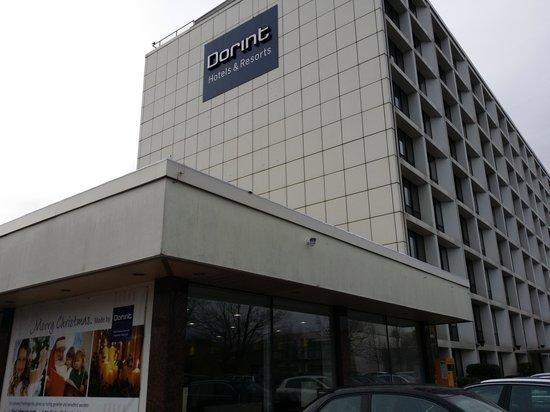 Dorint Main Taunus Zentrum : Main building