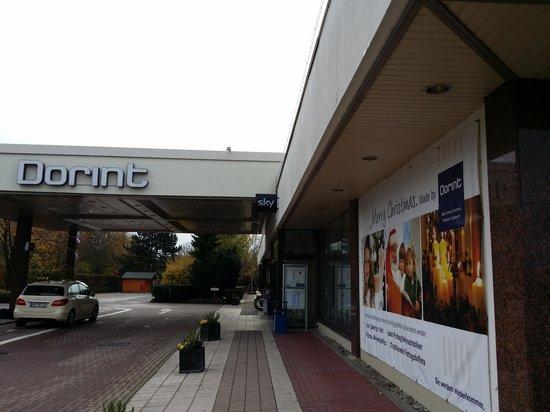 Dorint Main Taunus Zentrum : Entrance