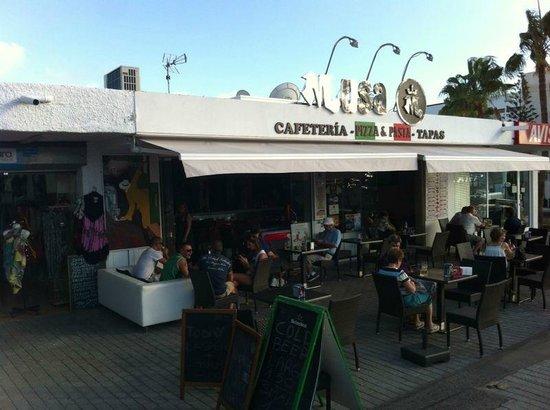 imagen Musa Bar Cafeteria en Tías