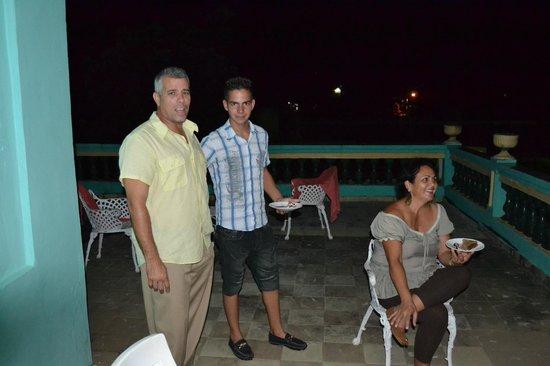 Casa Boris & Cusita: Geburtstagsfeier mit Boris&Cusita