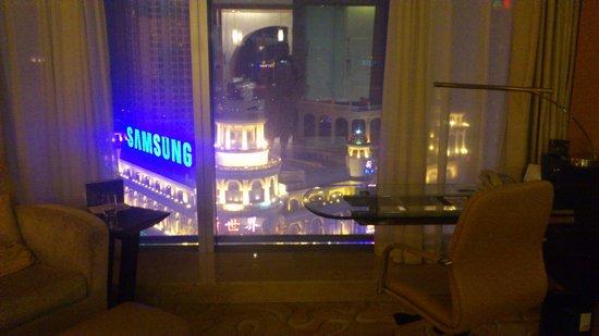 Le Royal Meridien Shanghai: Ett av hotellrummen