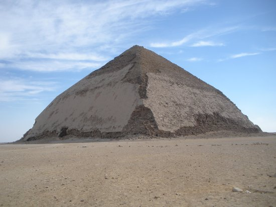 ' Egypt Tailor Made Day Tours: Bent Pyramid