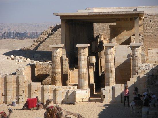 Egypt Tailor Made Day Tours : Saqqara