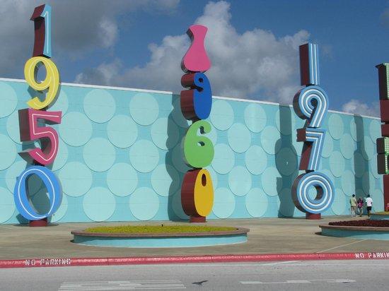 Disney's Pop Century Resort: hotel