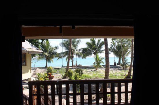 Dolphin Resort : View from Super Deluxe Room