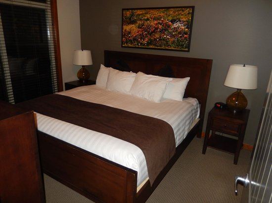 StoneRidge Mountain Resort : bedroom