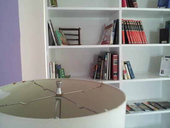 Grand Oasis Sens: biblioteca?