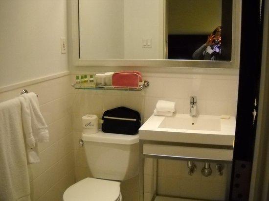 Park South Hotel: salle de bain