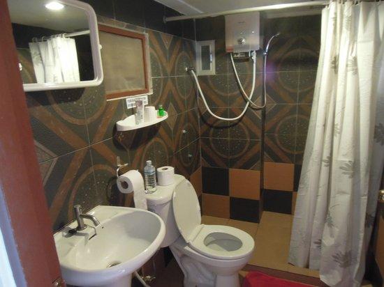 Dreamy Casa: douche doet het