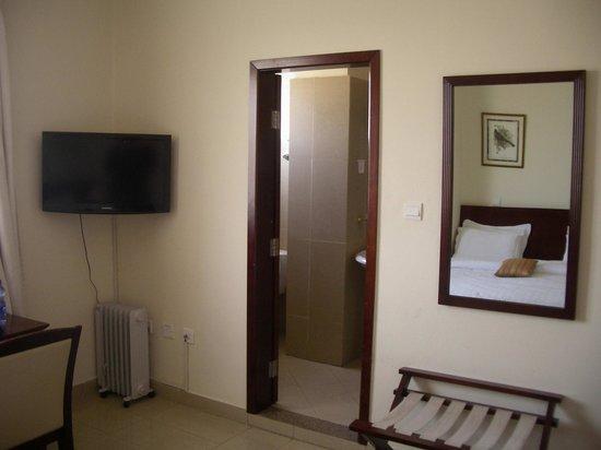 Tizeze Hotel: Room details