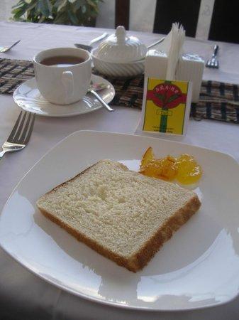 Tizeze Hotel: Breakfast is ready!