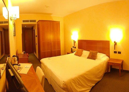 Hotel dei Cavalieri Caserta : double