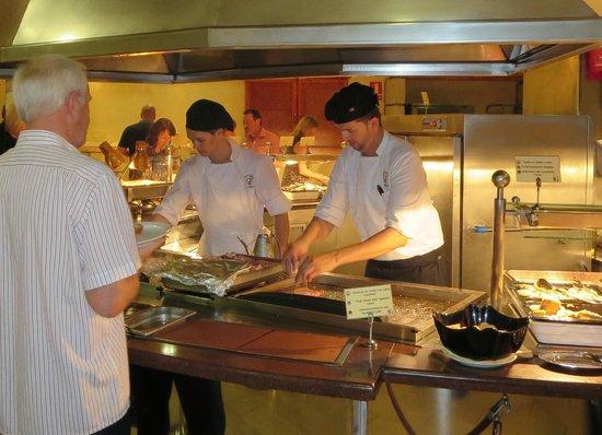 GF Fanabe: Chefs