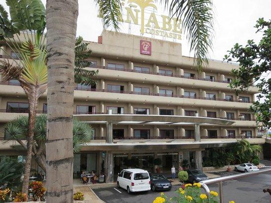 Fanabe Costa Sur Hotel: Hotel Entrance