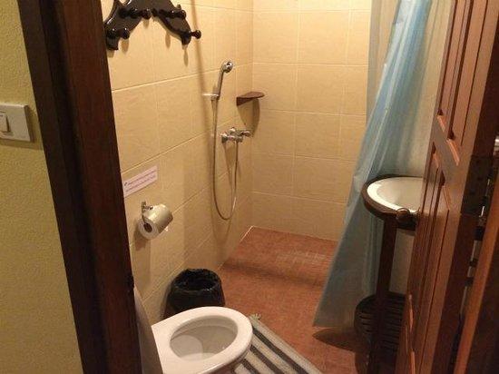 Villa Champa: バスルーム