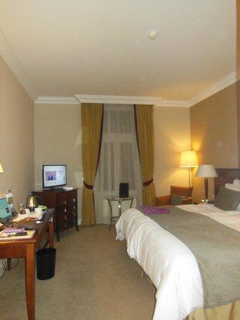 Corinthia Hotel Budapest: chambre