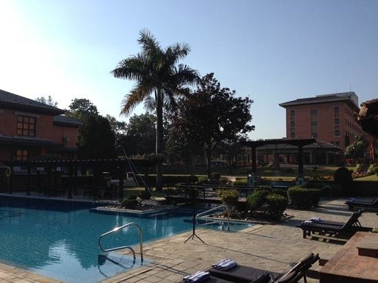 Crowne Plaza Kathmandu-Soaltee: pool