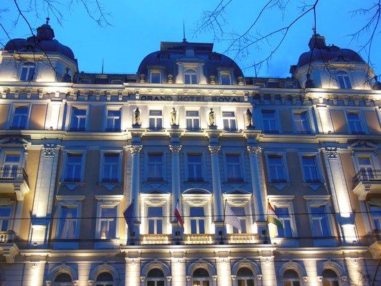 Corinthia Hotel Budapest: extérieur de l'hôtel