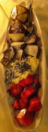 La Fenice: Dessert