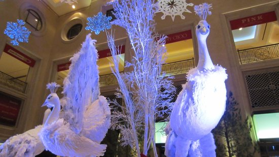 The Palazzo Resort Hotel Casino: Decor
