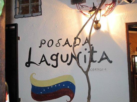 Posada Lagunita : Entrada da pousada.