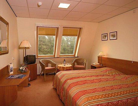 Hotel Restaurant de Vrouwe van Stavoren: Pluskamer met douche en toilet