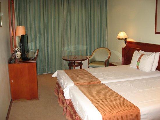 Holiday Inn Thessaloniki: Номер1