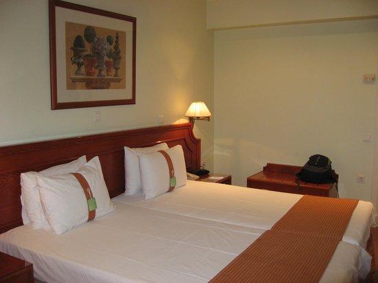 Holiday Inn Thessaloniki: Номер2