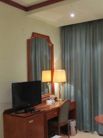 Holiday Inn Thessaloniki: Номер4