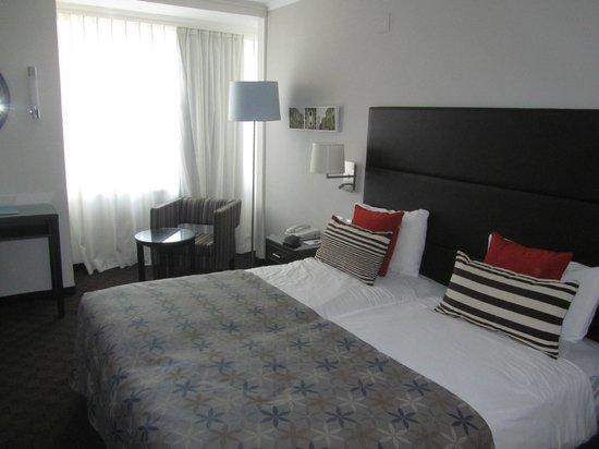 Metropolitan Hotel: comfortable beds