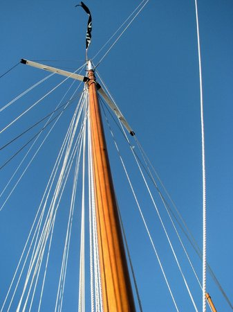 The Schooner Hindu, Hindu Charters : Tall mast